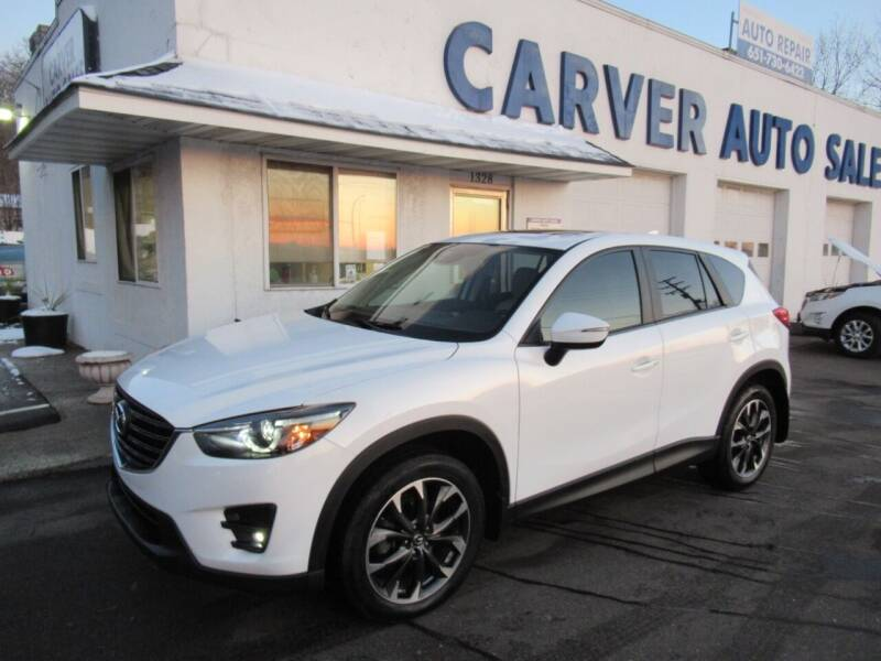 2016 Mazda CX-5 for sale at Carver Auto Sales in Saint Paul MN