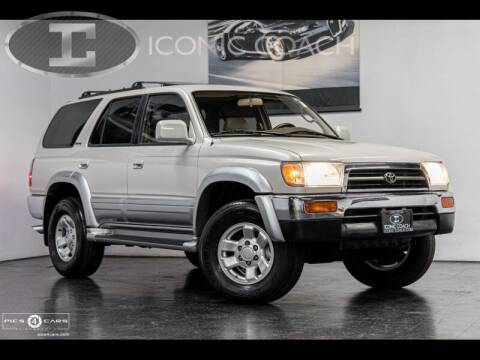1997 Toyota 4Runner for sale at Iconic Coach in San Diego CA