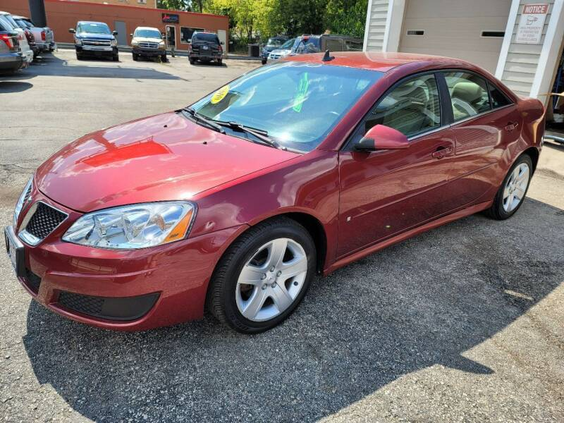 2009 Pontiac G6 for sale at 1st Quality Auto in Milwaukee WI