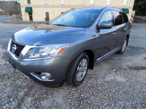 2015 Nissan Pathfinder for sale at S.S. Motors LLC in Dallas GA