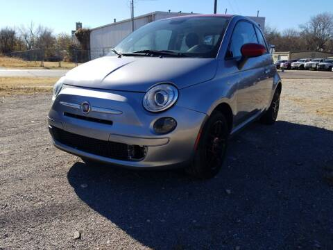 2015 FIAT 500 for sale at Empire Auto Remarketing in Shawnee OK