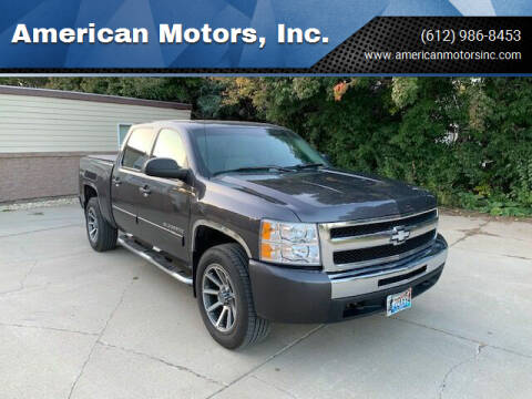 2010 Chevrolet Silverado 1500 for sale at American Motors, Inc. in Farmington MN
