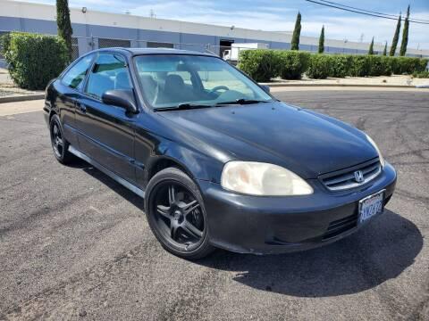 2000 Honda Civic for sale at The Auto Barn in Sacramento CA