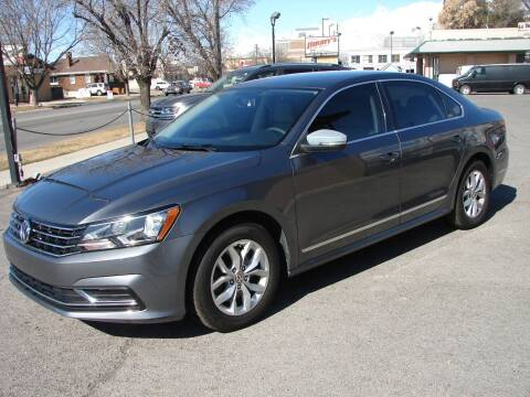 2016 Volkswagen Passat for sale at Jimmy's Love Bug in Provo UT