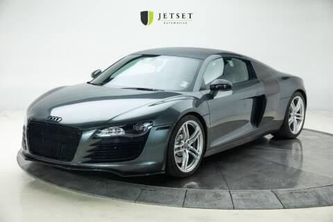 2012 Audi R8 for sale at Jetset Automotive in Cedar Rapids IA