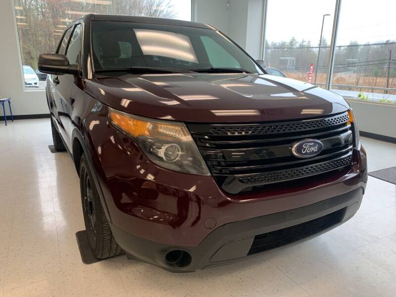 2013 Ford Explorer for sale at Grace Quality Cars in Phillipston MA