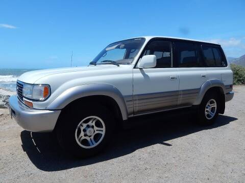 1996 Lexus LX 450 for sale at Milpas Motors Auto Gallery in Ventura CA
