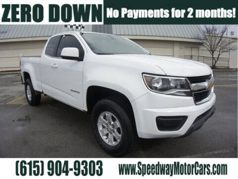 2017 Chevrolet Colorado for sale at Speedway Motors in Murfreesboro TN