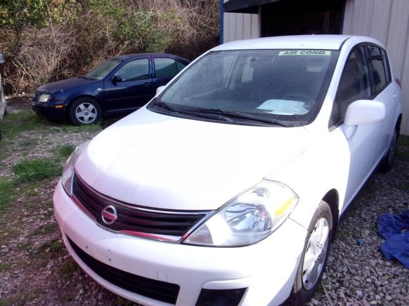2011 Nissan Versa for sale at SCOTT HARRISON MOTOR CO in Houston TX