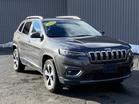 2020 Jeep Cherokee for sale at Bankruptcy Auto Loans Now - powered by Semaj in Brighton MI