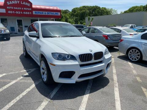 2009 BMW X6 for sale at Sandy Lane Auto Sales and Repair in Warwick RI