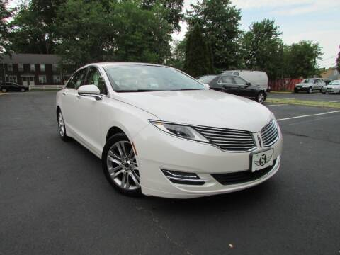 2013 Lincoln MKZ Hybrid for sale at K & S Motors Corp in Linden NJ