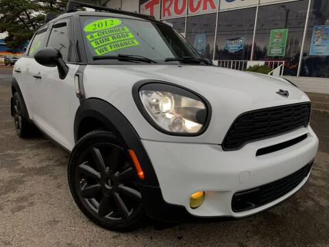 2012 MINI Cooper Countryman for sale at Xtreme Truck Sales in Woodburn OR