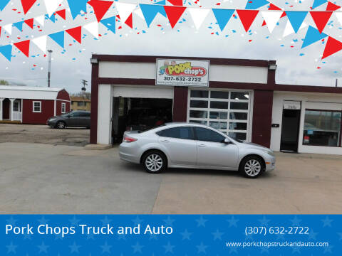 2012 Mazda MAZDA6 for sale at Pork Chops Truck and Auto in Cheyenne WY