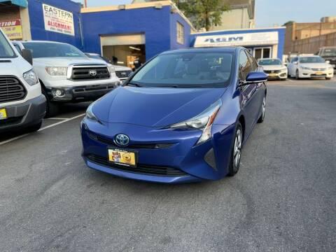 2018 Toyota Prius for sale at AGM AUTO SALES in Malden MA