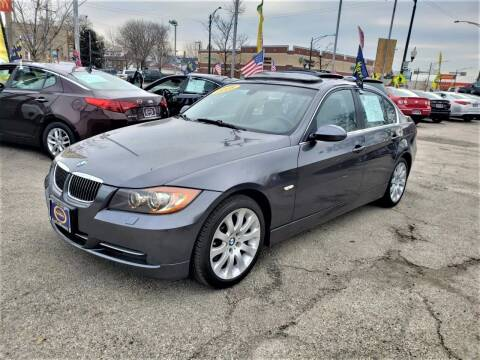 2008 BMW 3 Series for sale at AutoBank in Chicago IL