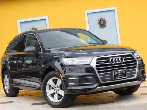 2018 Audi Q7 for sale at Paradise Motor Sports LLC in Lexington KY
