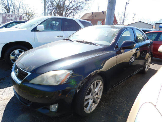 2007 Lexus IS 250 for sale at WOOD MOTOR COMPANY in Madison TN
