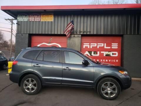 2009 Hyundai Santa Fe for sale at Apple Auto Sales Inc in Camillus NY