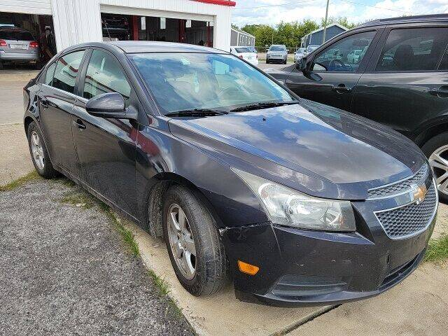 2014 Chevrolet Cruze for sale at FREDY KIA USED CARS in Houston TX