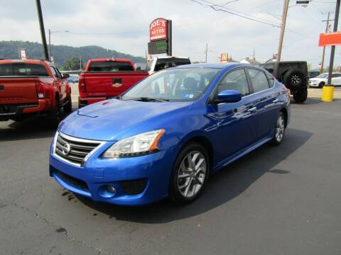 2013 Nissan Sentra for sale at Joe's Preowned Autos 2 in Wellsburg WV