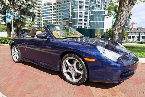 2002 Porsche 911 for sale at Choice Auto in Fort Lauderdale FL