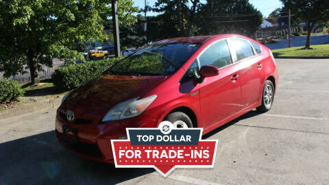 2010 Toyota Prius for sale at NORCROSS MOTORSPORTS in Norcross GA