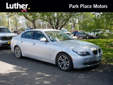 2009 BMW 5 Series for sale at Park Place Motor Cars in Rochester MN