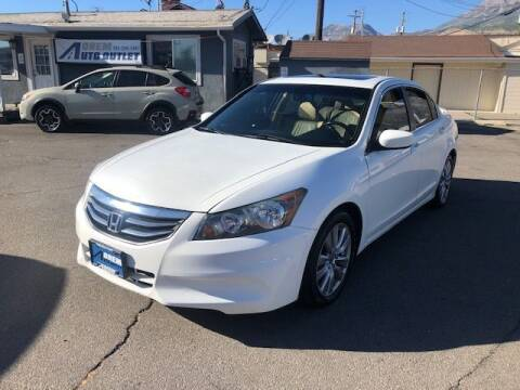 2011 Honda Accord for sale at Orem Auto Outlet in Orem UT