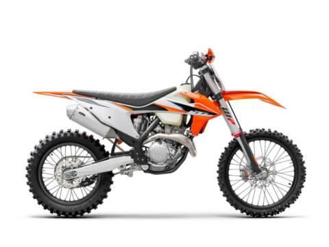 2021 KTM 350 XC-F for sale at Lipscomb Powersports in Wichita Falls TX