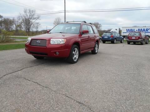 2006 Subaru Forester for sale at Michigan Auto Sales in Kalamazoo MI