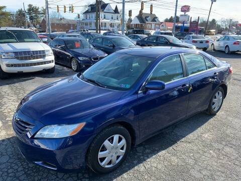 2007 Toyota Camry for sale at Masic Motors, Inc. in Harrisburg PA