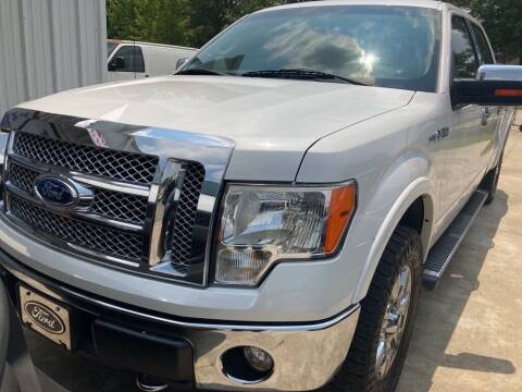 2012 Ford F-150 for sale at Arkansas Car Pros in Cabot AR