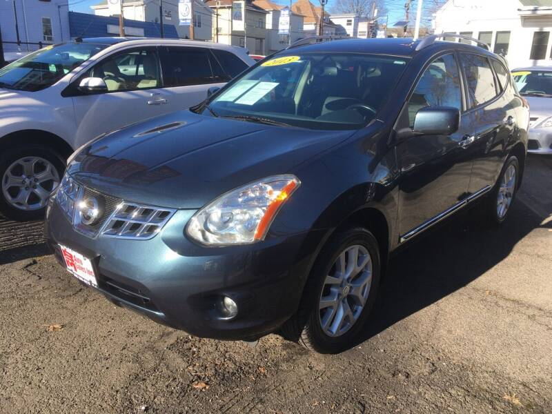 2013 Nissan Rogue for sale at B & M Auto Sales INC in Elizabeth NJ