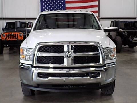 2017 RAM Ram Chassis 3500 for sale at Texas Motor Sport in Houston TX