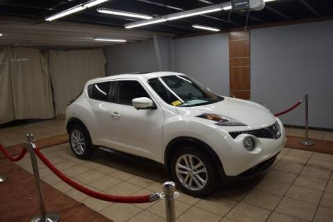 2015 Nissan JUKE for sale at Adams Auto Group Inc. in Charlotte NC