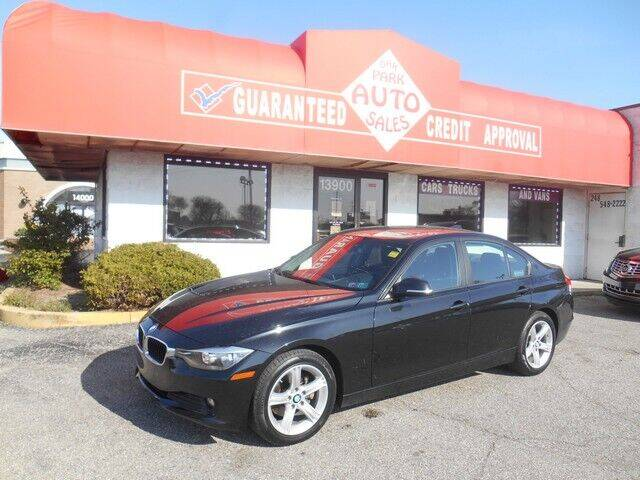 2014 BMW 3 Series for sale at Oak Park Auto Sales in Oak Park MI