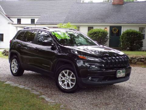 2014 Jeep Cherokee for sale at The Auto Barn in Berwick ME