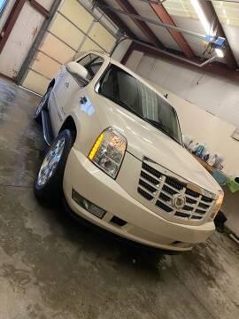 2008 Cadillac Escalade for sale at Car Barn of Springfield in Springfield MO