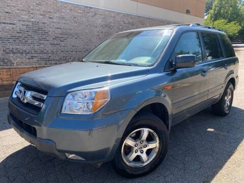 2006 Honda Pilot for sale at Gwinnett Luxury Motors in Buford GA