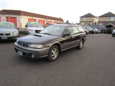 1997 Subaru Legacy for sale at ARISTA CAR COMPANY LLC in Portland OR