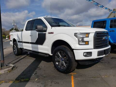 2016 Ford F-150 for sale at Messick's Auto Sales in Salisbury MD
