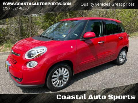 2014 FIAT 500L for sale at Coastal Auto Sports in Chesapeake VA