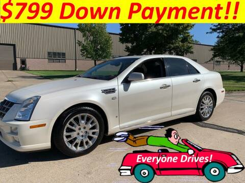 2010 Cadillac STS for sale at World Automotive in Euclid OH