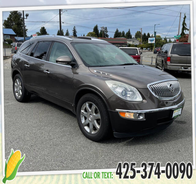 2008 Buick Enclave for sale at Corn Motors in Everett WA