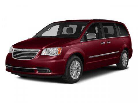 2014 Chrysler Town and Country for sale at Wally Armour Chrysler Dodge Jeep Ram in Alliance OH
