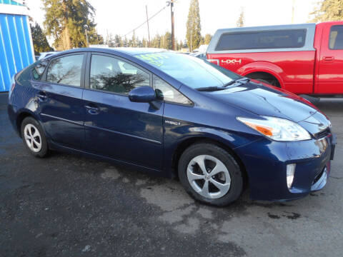 2012 Toyota Prius for sale at Lino's Autos Inc in Vancouver WA