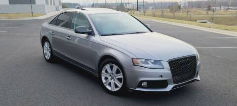 2011 Audi A4 for sale at BOOST MOTORS LLC in Sterling VA