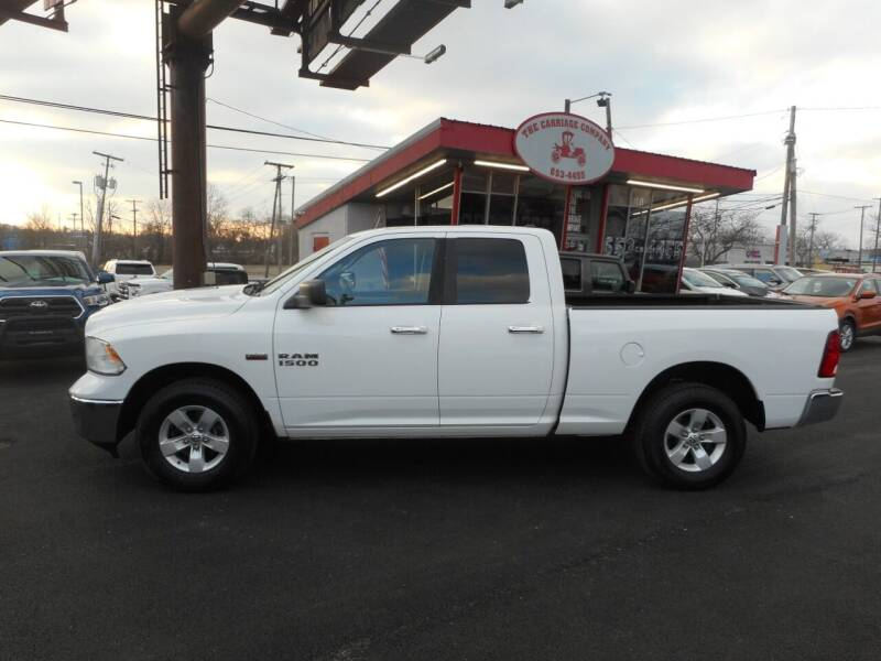 2015 RAM Ram Pickup 1500 for sale at The Carriage Company in Lancaster OH