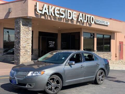 2011 Lincoln MKZ for sale at Lakeside Auto Brokers in Colorado Springs CO